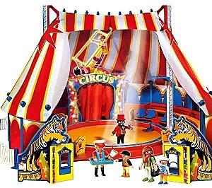 Le Premier Cirque De Minus Mamour Blogue