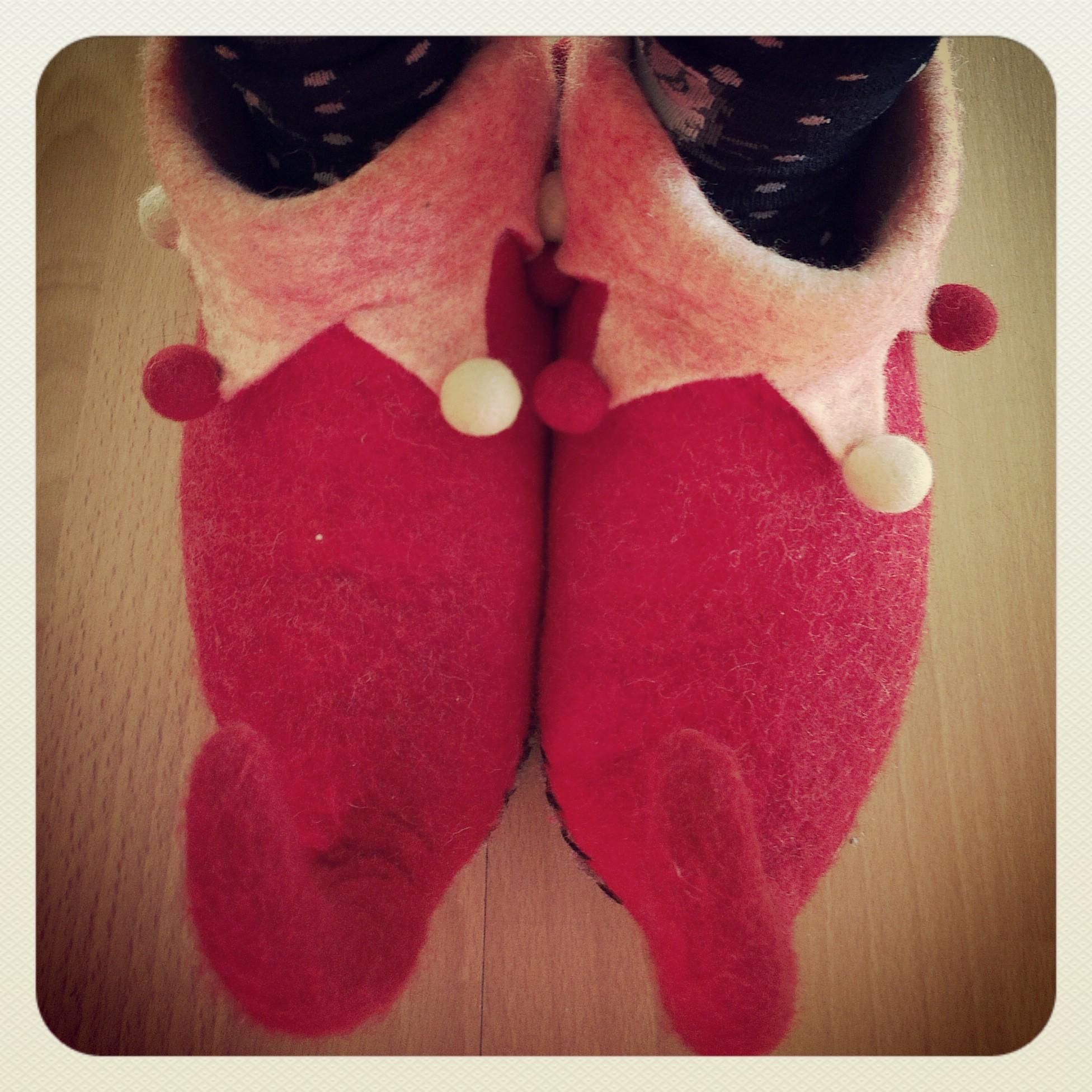 mes chaussons de lutin cadeau pour ton dr le mamour blogue. Black Bedroom Furniture Sets. Home Design Ideas
