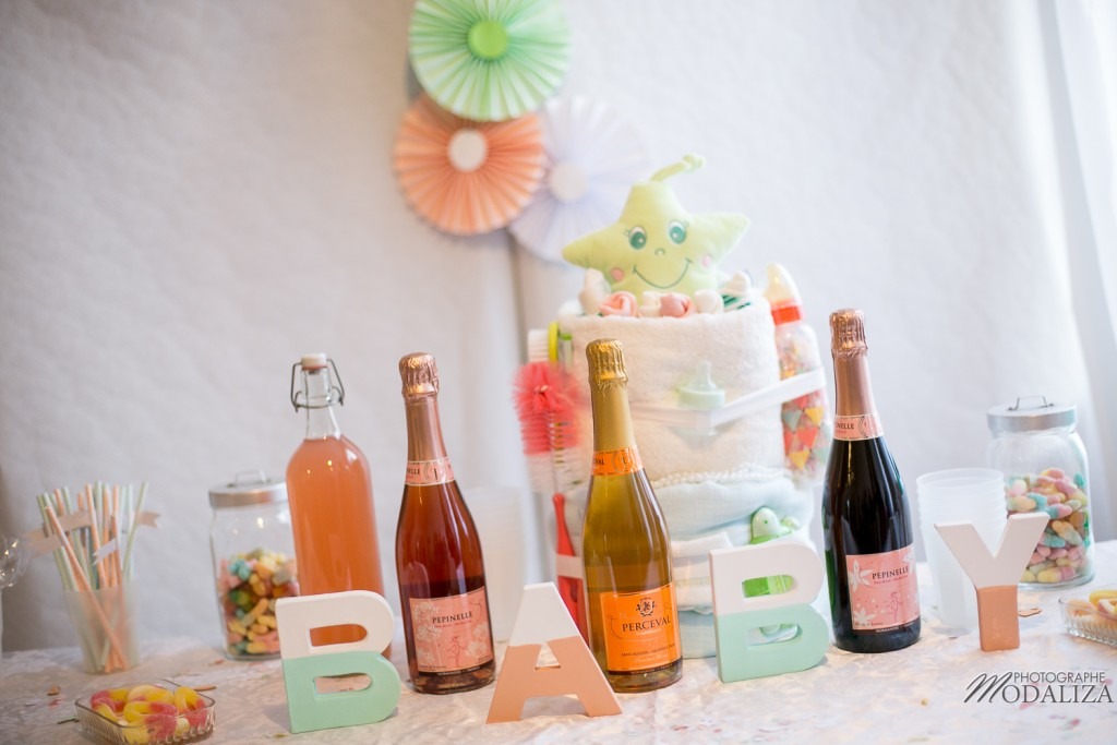 photo baby shower future maman fete grossesse party corail mint bulot bordeaux gironde by modaliza photographe-6563