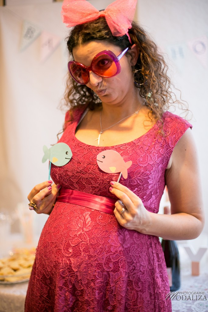 photo baby shower future maman fete grossesse party corail mint bulot bordeaux gironde by modaliza photographe-6645