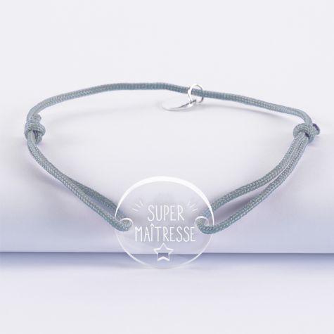 bracelet-medaille-gravee-acrylique-ronde-21mm-super-maitresse