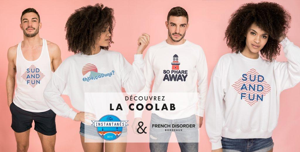 coolab french disorder les instantanés Bordeaux
