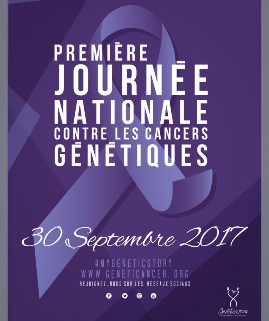 journée nationale cancers génétiques