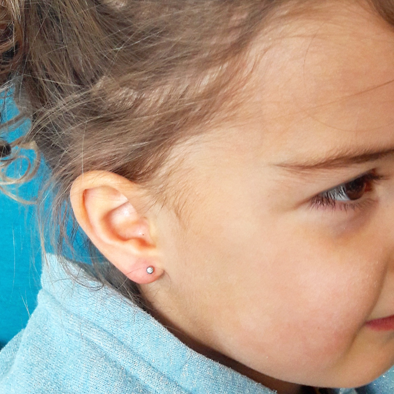 acheter réel meilleur États Unis Par qui faire percer les oreilles de ses enfants ? - Mamour ...